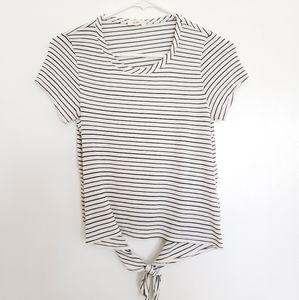 🎀PINC Shirt - Tie Waist